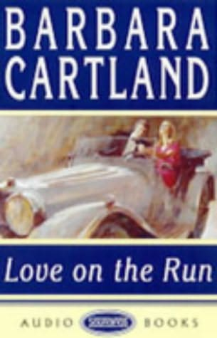book cover of Love On the Run