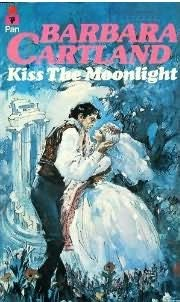 book cover of Kiss the Moonlight