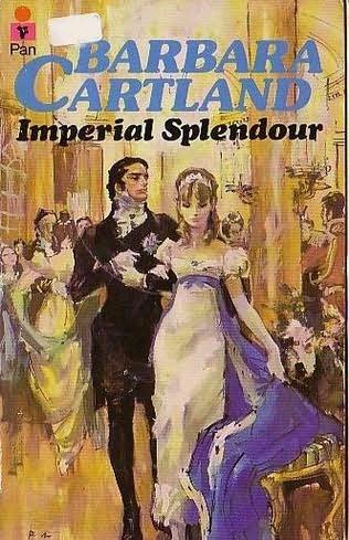 book cover of Imperial Splendour