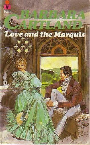 book cover of Love and the Marquis