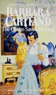 book cover of The Queen Saves a King