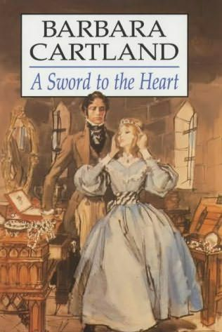 book cover of Sword to the Heart