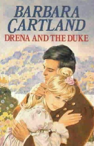 book cover of Drena and the Duke