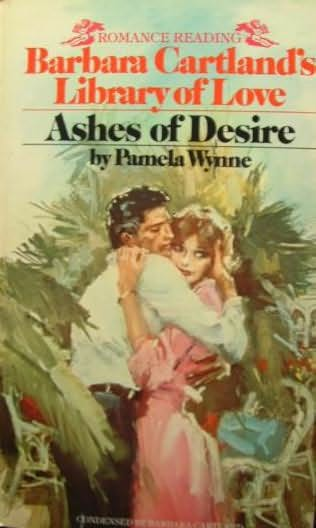 book cover of Ashes of Desire