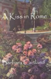 book cover of A Kiss in Rome