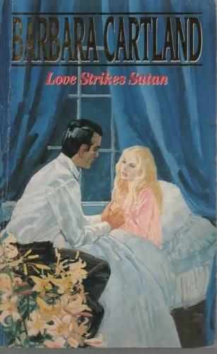 book cover of Love Strikes Satan