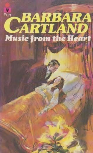 book cover of Music from the Heart