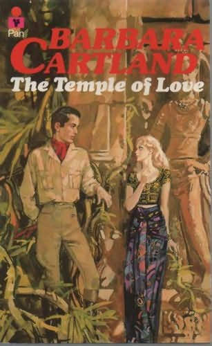 book cover of The Temple of Love