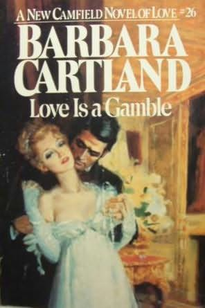 book cover of Love Is a Gamble