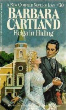 book cover of Helga in Hiding