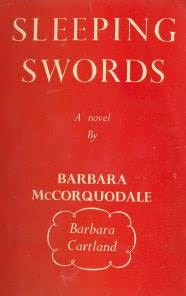 book cover of Sleeping Swords