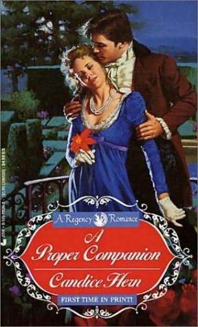 book cover of A Proper Companion