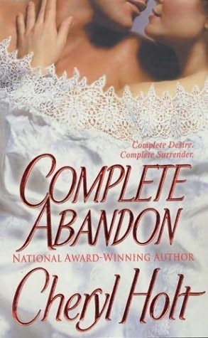 book cover of Complete Abandon