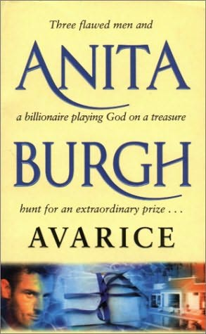 book cover of Avarice