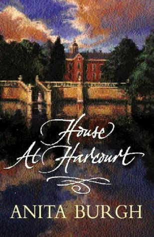 book cover of The House at Harcourt