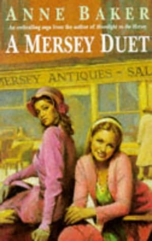book cover of A Mersey Duet