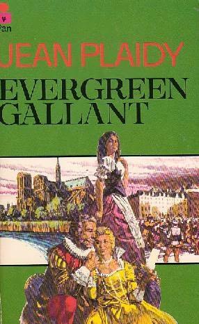 book cover of Evergreen Gallant