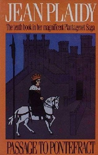 book cover of Passage to Pontefract