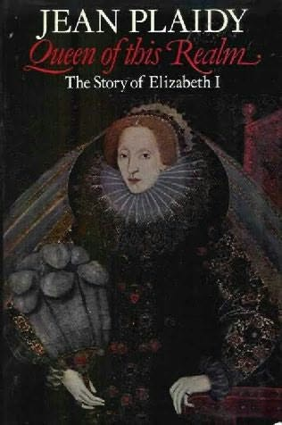 book cover of Story of Elizabeth I