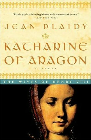 book cover of Katharine of Aragon