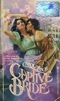 book cover of Captive Bride