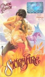 book cover of Stormfire