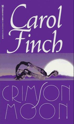 book cover of Crimson Moon