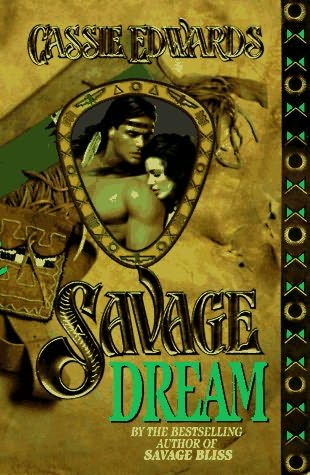 book cover of Savage Dream