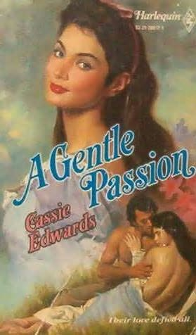 book cover of A Gentle Passion