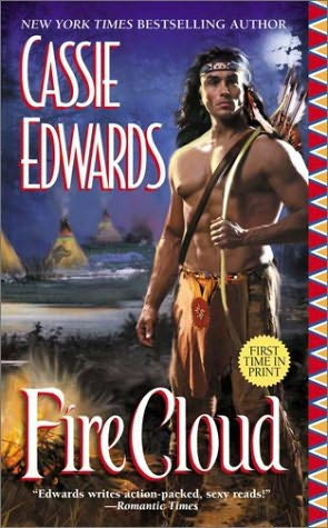 book cover of Fire Cloud