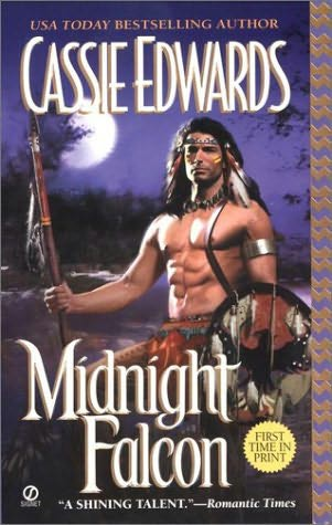 book cover of Midnight Falcon