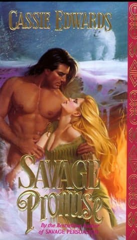 book cover of Savage Promise