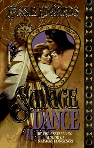 book cover of Savage Dance