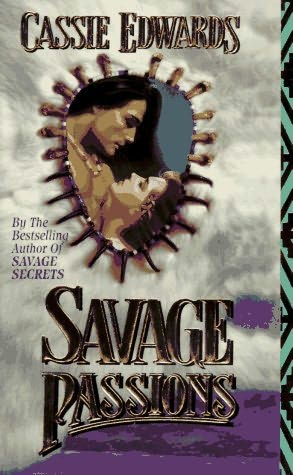 book cover of Savage Passions
