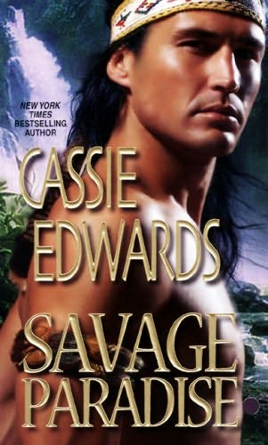 book cover of Savage Paradise