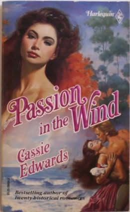 book cover of Passion in the Wind