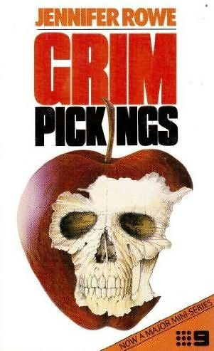 book cover of Grim Pickings