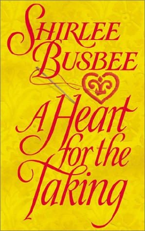 book cover of A Heart for the Taking
