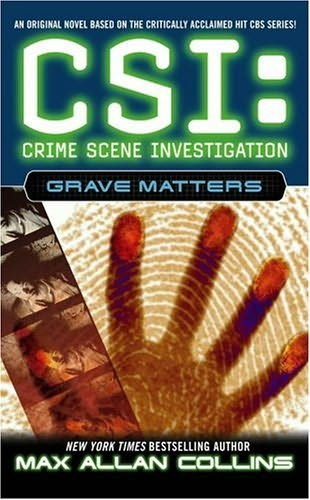 book cover of Grave Matters
