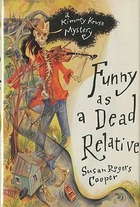 book cover of Funny As a Dead Relative