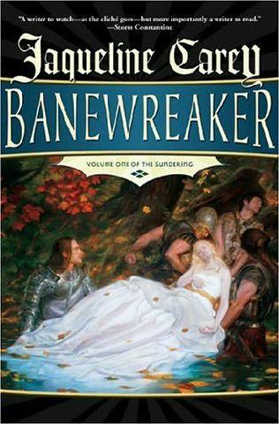 book cover of Banewreaker