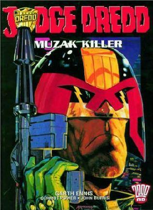 book cover of Muzak Killer