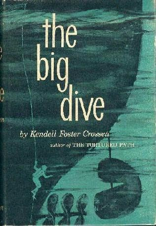book cover of The Big Dive