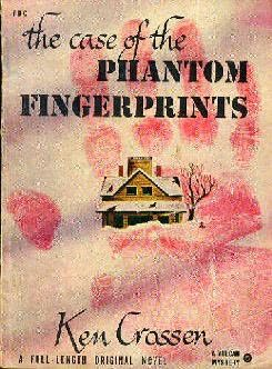 book cover of The Case of the Phantom Fingerprints