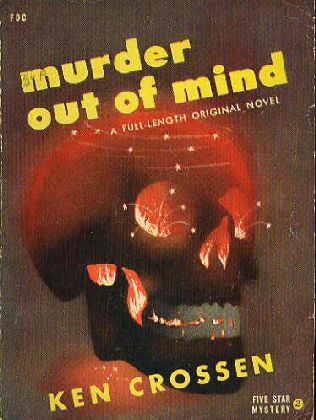 book cover of Murder Out of Mind