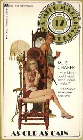 book cover of As Old As Cain