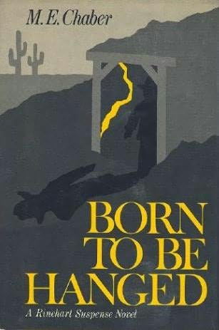 book cover of Born to Be Hanged