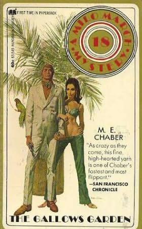 book cover of The Gallows Garden