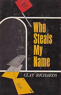 book cover of Who Steals My Name