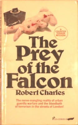book cover of The Prey of the Falcon
